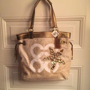 Coach Audrey Starfish bag
